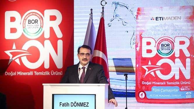 Boron Deterjan Tanıtım Toplantısı Fatih Dönmez