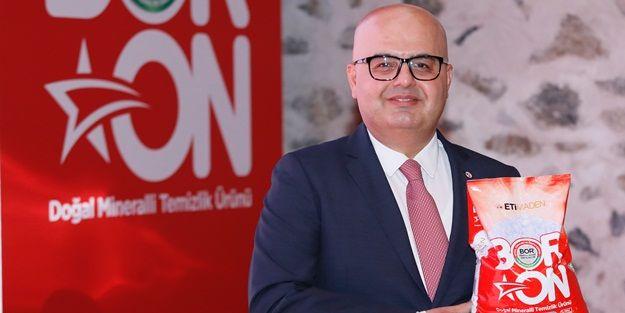 Boron Deterjan Tanıtım Toplantısı Serkan Keleşer