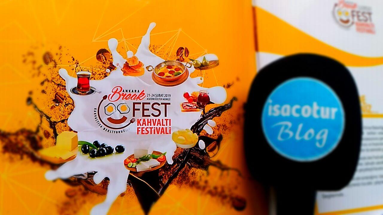 Break Fest Ankara Kahvaltı Festivali
