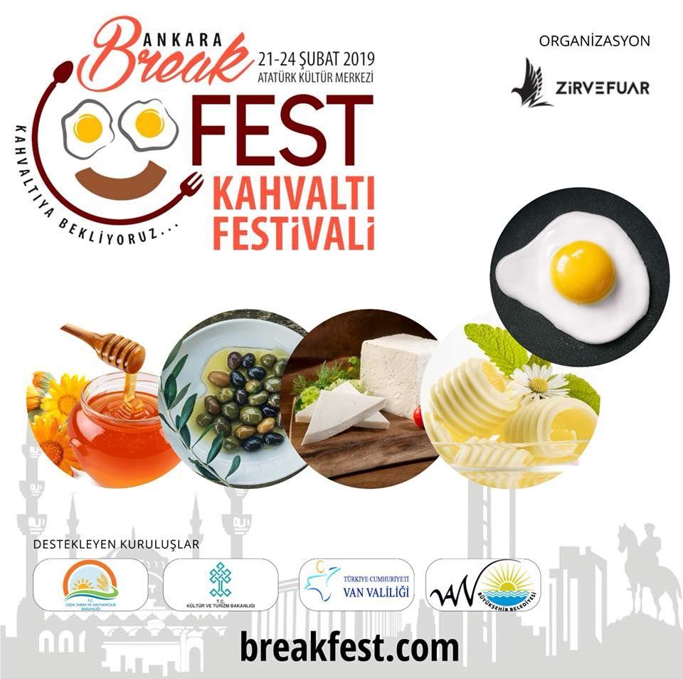 Break FestAnkara Kahvaltı Festivali