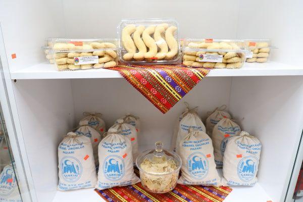 Çankırı Yöresel Ürünler Pazarı