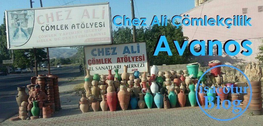 Chez Ali Çömlekçilik