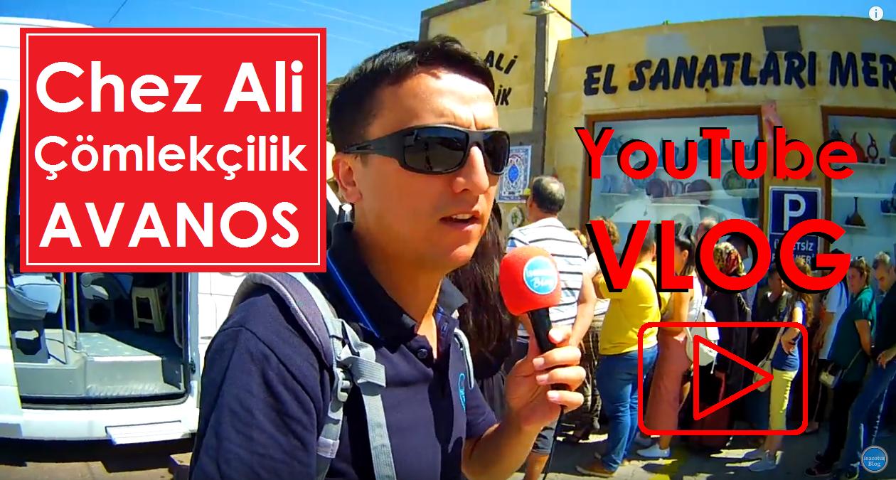 Chez Ali Çömlekçilik Youtube VLOG
