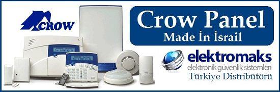 Crow Alarm Paneli