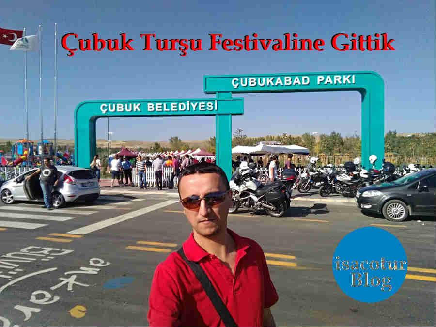 Çubuk Turşu Festivaline Gittik