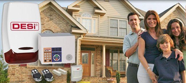 Desi Alarm ve Güvenlik Sistemleri
