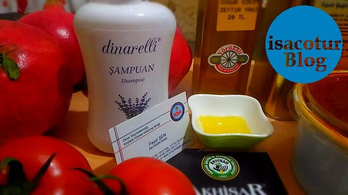 Dinarelli Lavanta Şampuanı