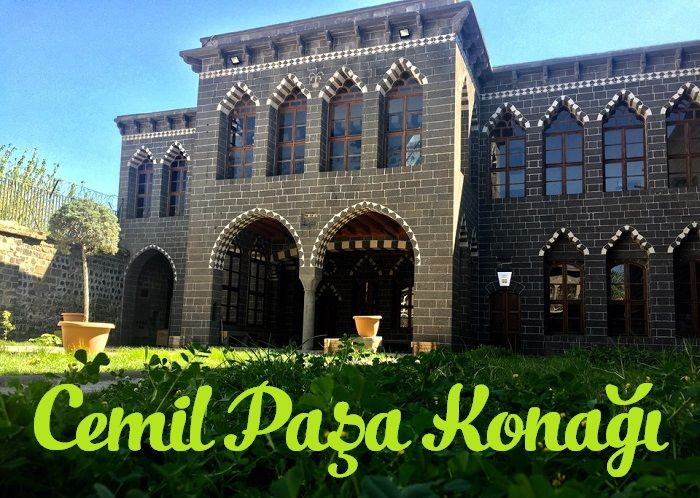 Diyarbakır Cemil Paşa Konağı