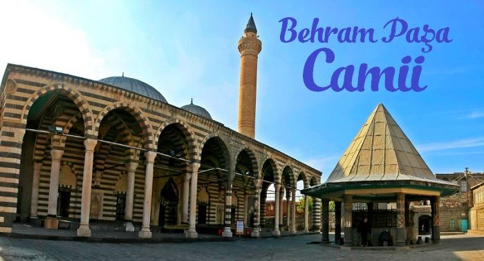 Diyarbakır Berham Paşa Camii