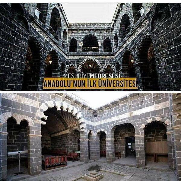 Diyarbakır Mesudiye Medresesi
