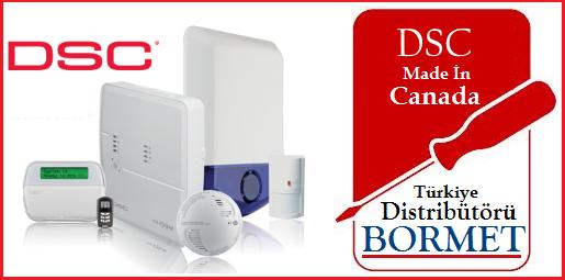 DSC Alarm Paneli