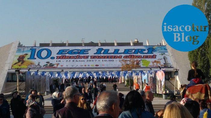 Ege İlleri Tanıtım Günleri Ankara Akm
