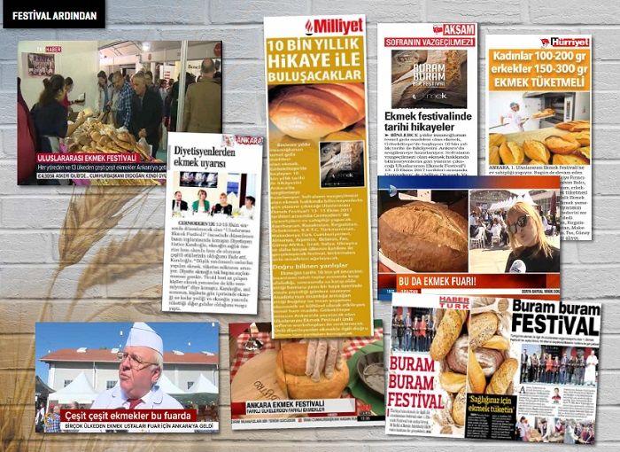Uluslararası Ekmek Festivali Cer Modern Ankara