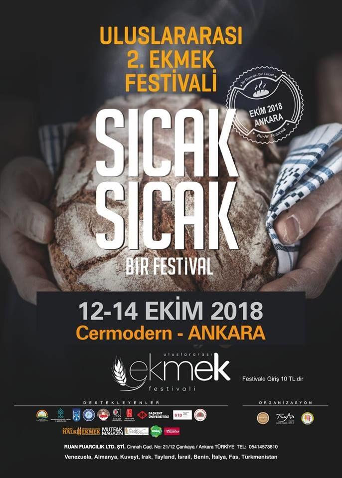 2. Uluslararası Ekmek Festivali 2018