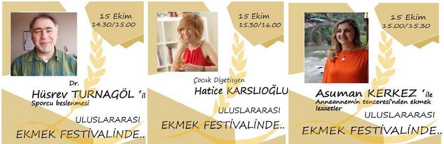 Dr.Hüsrev Turnagöl, Çocuk Diyetisyeni Hatice Karslıoğlu, Asuman Kerkez