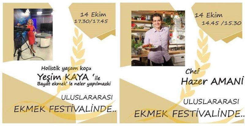 Yeşim Akkaya ile bayat ekmek, Şef Hazer Amani