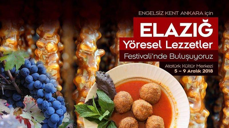 Elazığ Yöresel Lezzetler Festivali