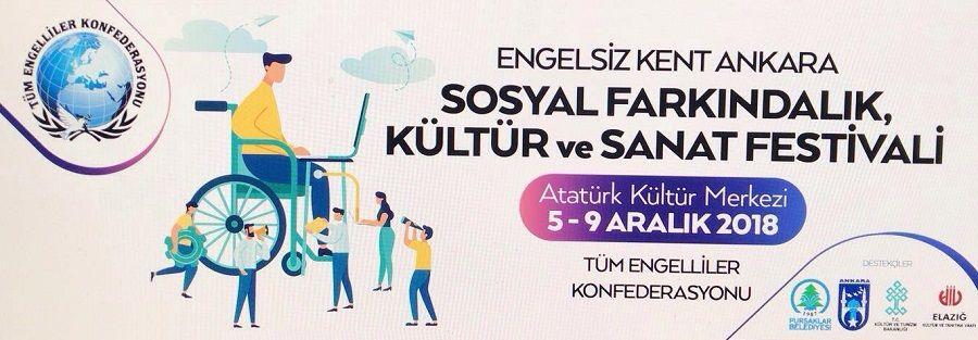 Engelsiz Kent Ankara Festivali