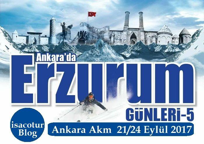 Ankara Akm Erzurum Günleri 5 (2017)