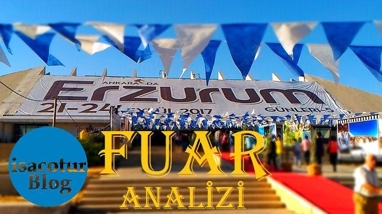 Erzurum Günleri Fuar Analizi