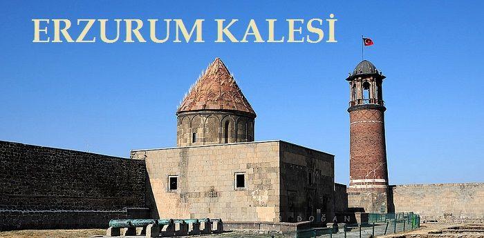 Erzurum Kalesi ve Saat Kulesi