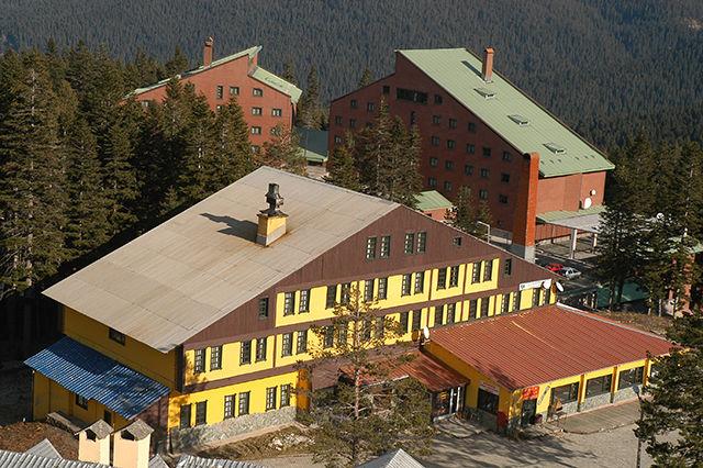 Etap Altınel Ilgaz Dağbaşı Otel