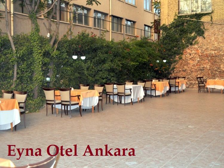 Eyna Otel Ankara