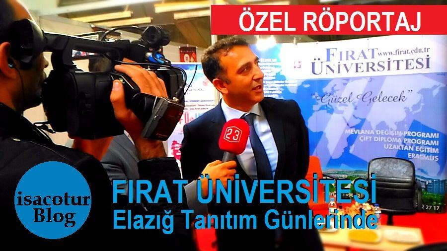 Fırat Üniversitesi Elazığ Tanıtım Günlerinde