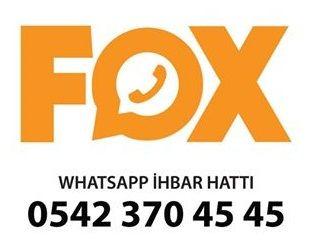 Fox Tv Whatsapp İhbar Hattı