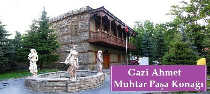 Kars Gazi Ahmet Muhtar Paşa Konağı