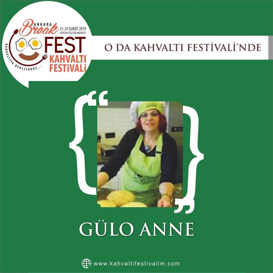 Ankara Kahvaltı Festivali Etkinlik Takvimi Gülo Anne