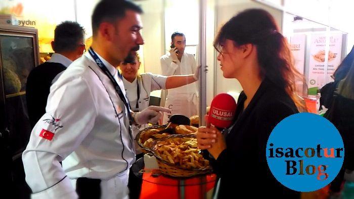 Özgünaydın Fırın Uluslararası Ekmek Festivalinde
