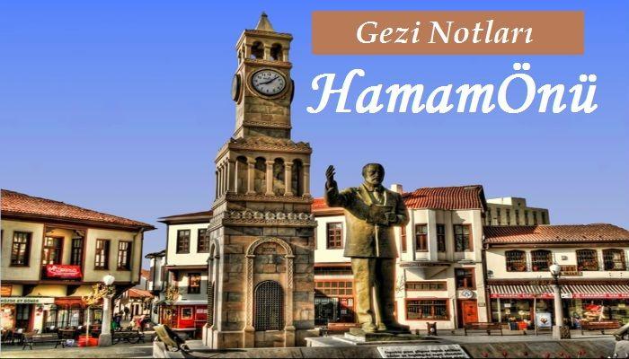 Hamamönü Gezisi Ankara