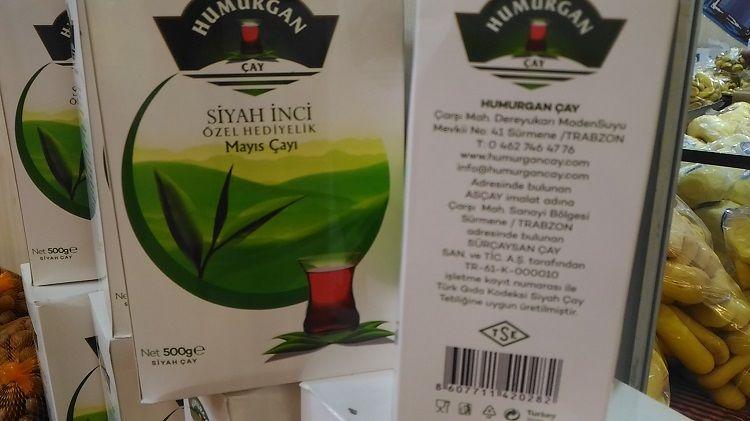 Humurgan Çay Siyah İnci Mayıs Çayı