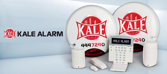 Kale Güvenlik Alarm Sistemleri