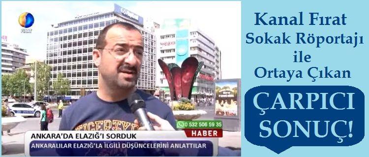 Kanal Fırat Sokak Röportajları