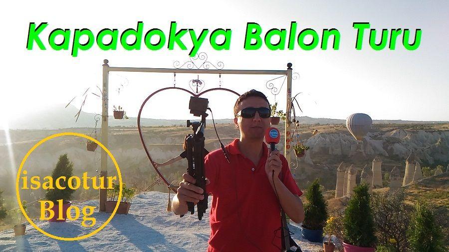 Kapadokya Balon Turu Resimleri