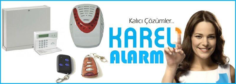 Karel Ev Alarm Sistemleri
