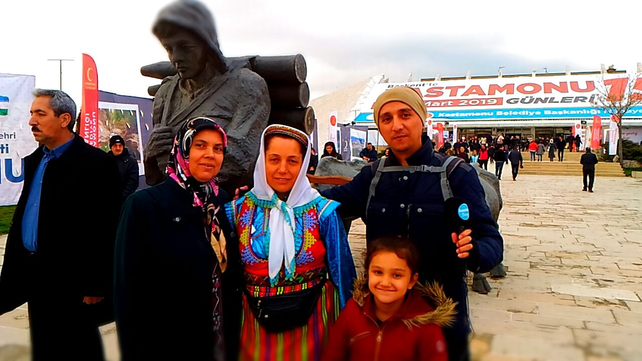 Kastamonu Günleri 2019 Fotoğrafları, Arife Çelebi