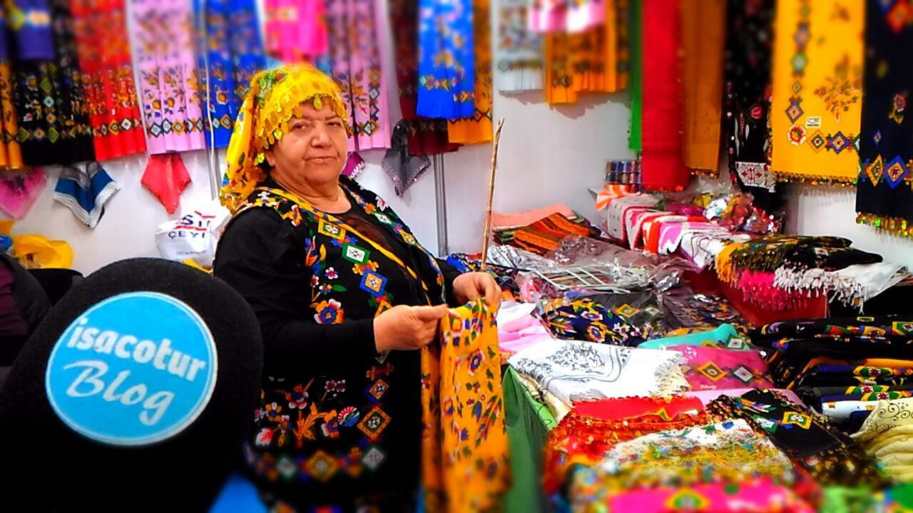 Kastamonu Günleri 2019 Fotoğrafları, Cide Sarı Yazma