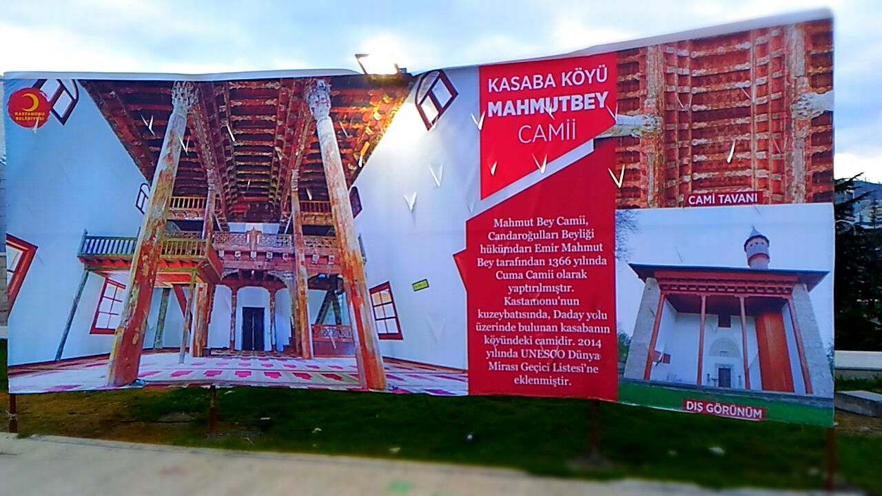 Kastamonu Günleri 2019 Fotoğrafları mahmutbey camii