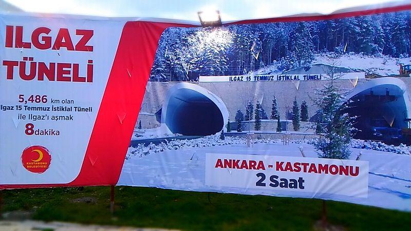 Kastamonu Günleri 2019 Fotoğrafları ILGAZ DAĞI