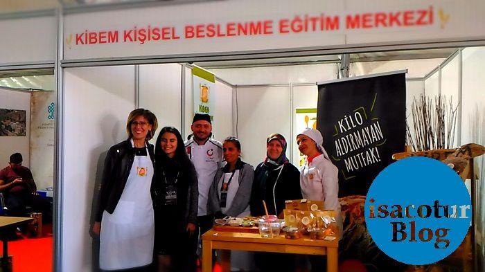 KİBEM Mutfak Uluslararası Ekmek Festivalinde