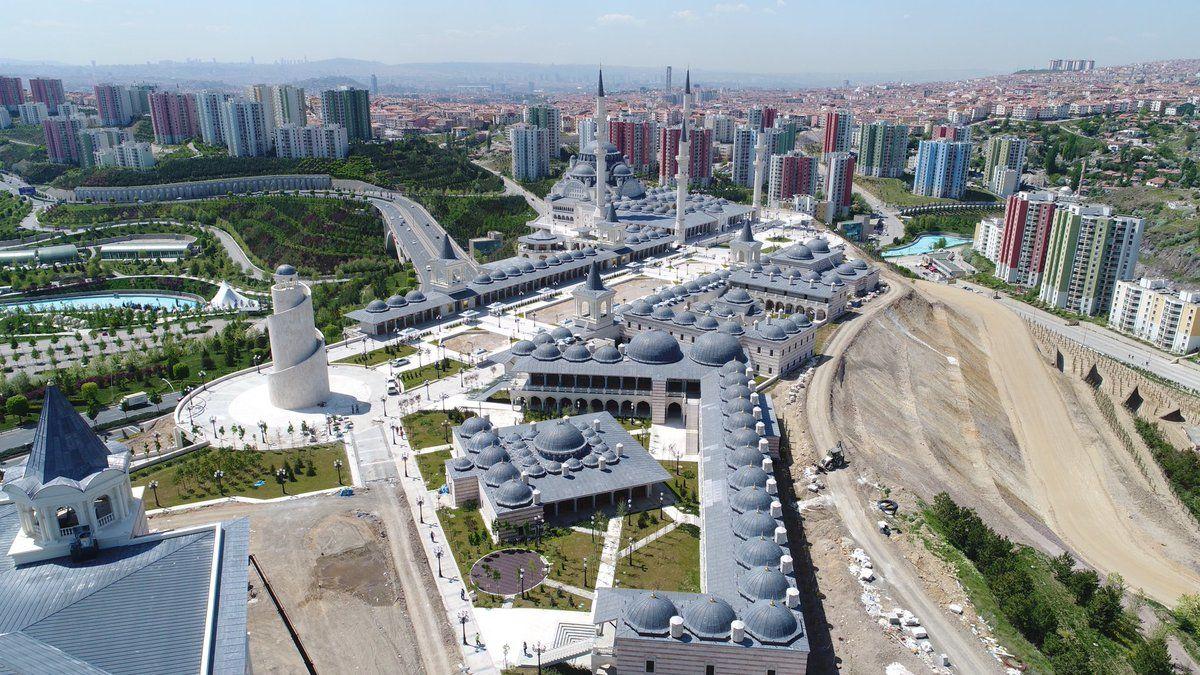 Kuzey Ankara Camii ve Külliyesi