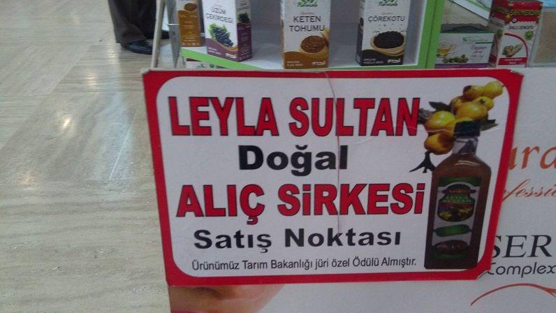 Leyla Sultan Alıç Sirkesi / Yunus Avm Çankırı