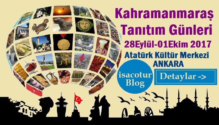 Ankara Akm 2.Kahramanmaraş Tanıtım Günleri