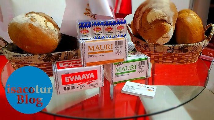 Mauri Maya Sanayi Ekmek Festivalinde