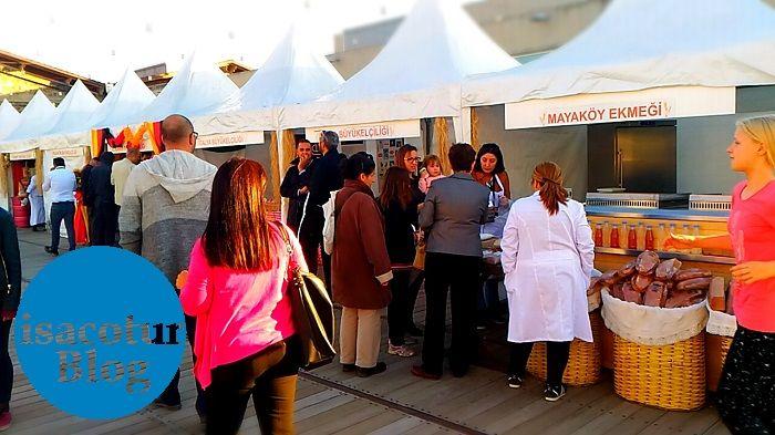 Mayaköy Ekmeği Uluslararası Ekmek Festivalinde