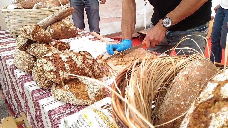 Merk Gıda 2.Ekmek Festivalinde