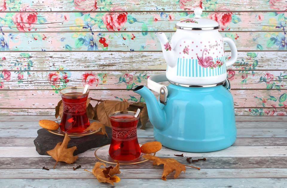 Miss Betty Emaye Çaydanlık